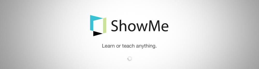 ShowMe.com โลกแห่งการเรียนรู้แห่งใหม่ที่ผมพึ่งเจอ (1/3)